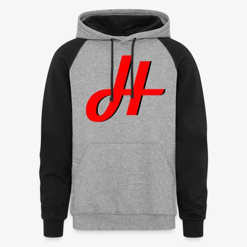 The Humaway Collection - Unisex Colorblock Hoodie