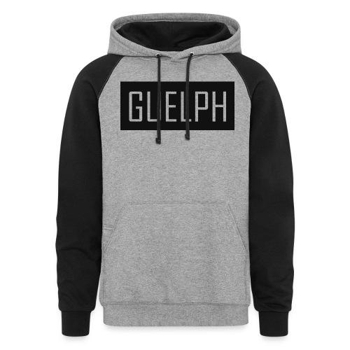 Guelph Logo - Colorblock Hoodie