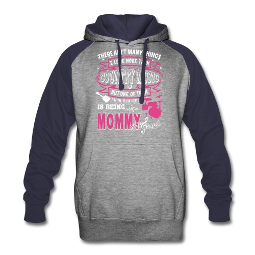 Happy Mother's Day - Colorblock Hoodie