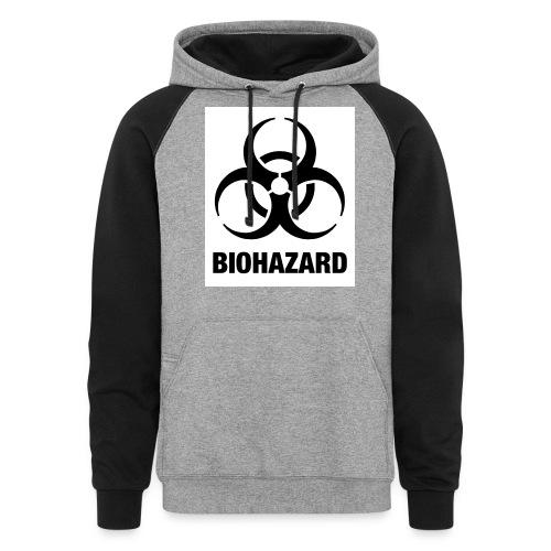 Biohazard - Colorblock Hoodie