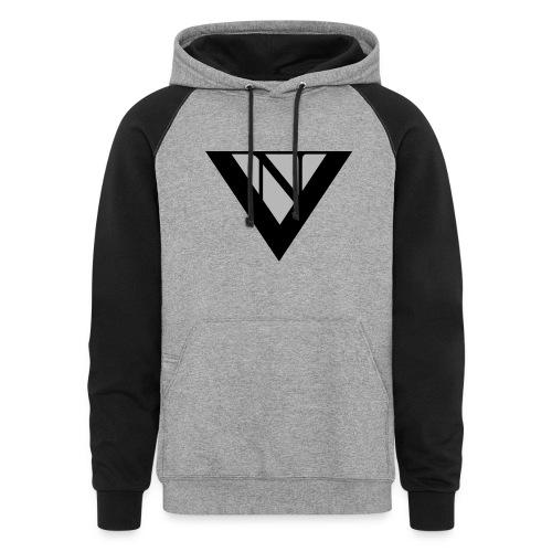 vance logo - Unisex Colorblock Hoodie