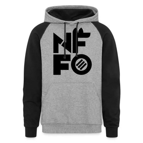 NFFO - Colorblock Hoodie