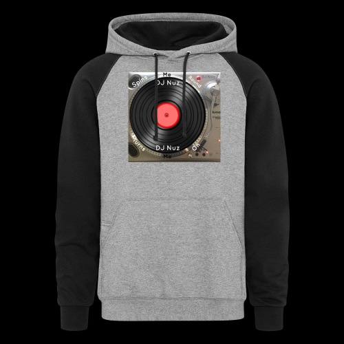 Spin me Round - Colorblock Hoodie