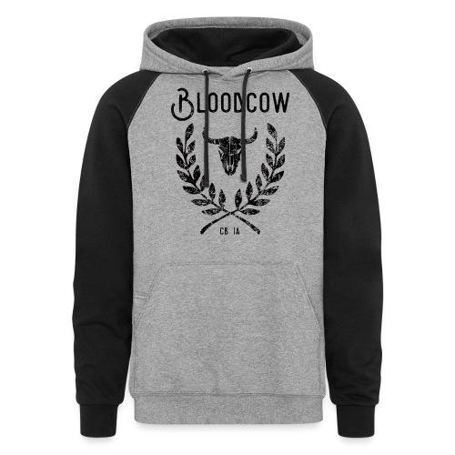 bloodorg Women's T-Shirts - Colorblock Hoodie