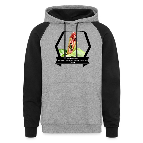 The OG organic - Colorblock Hoodie