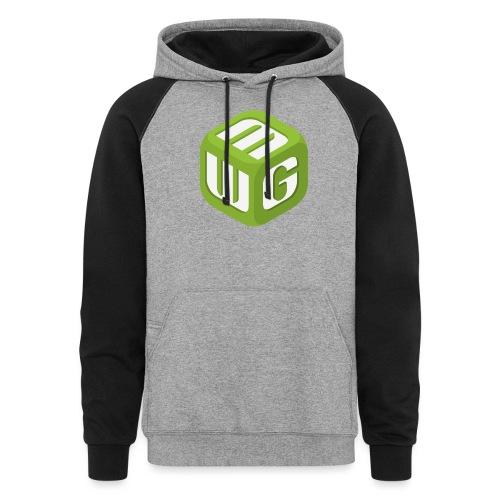 Steve Sized MWG T-Shirt (3XT) - Colorblock Hoodie
