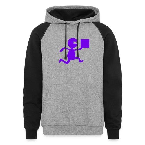 FedEx Ninja - Colorblock Hoodie
