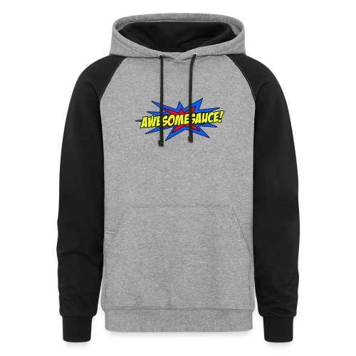 Awesomesauce - Colorblock Hoodie