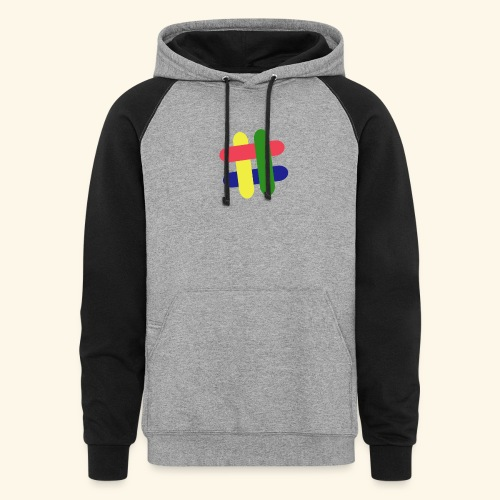 hashtag - Colorblock Hoodie
