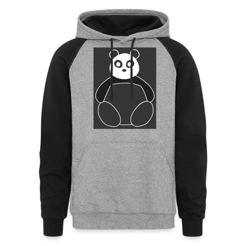 Fat Panda - Colorblock Hoodie