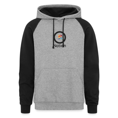 Reaper Nation - Unisex Colorblock Hoodie