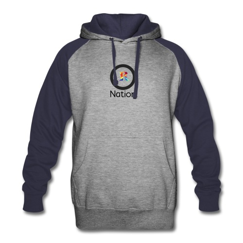 Reaper Nation - Colorblock Hoodie