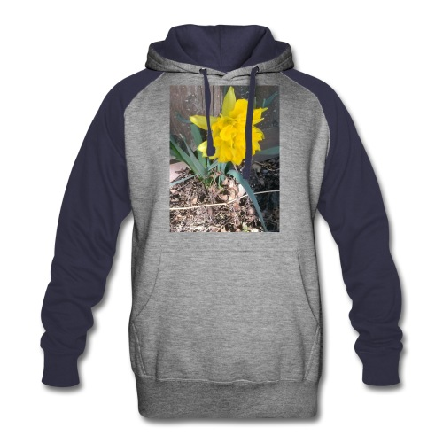 YELLOWFLOWER by S.J.Photography - Colorblock Hoodie