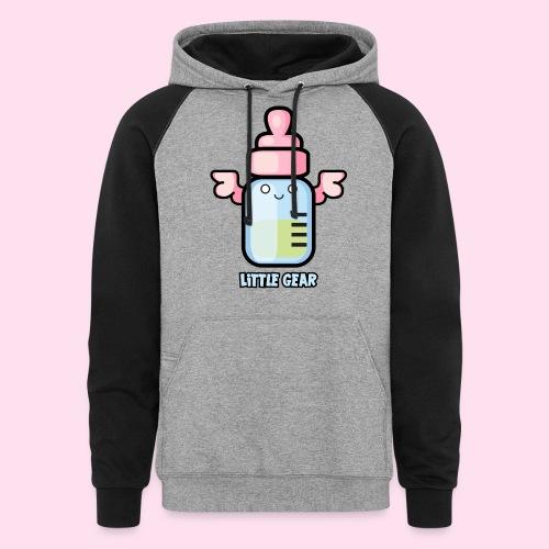 Bobbie Bottle - Colorblock Hoodie