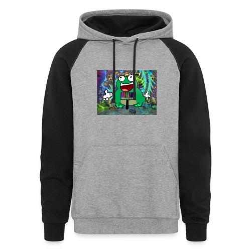 Frogstein - Colorblock Hoodie