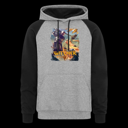 The Witcher 3 - Griffin - Colorblock Hoodie