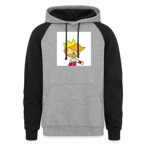 Hopps Logo Portable - Colorblock Hoodie