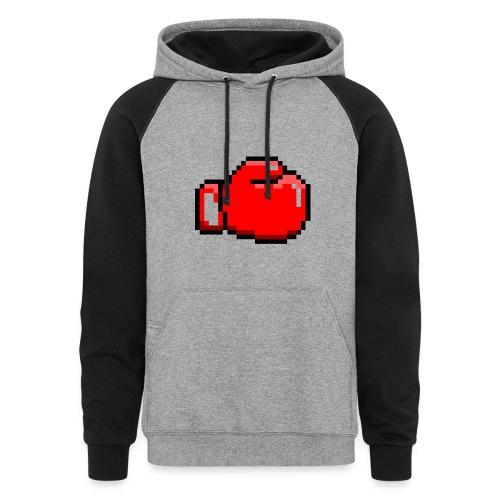 JAB Logo - Men's Hoodie - Colorblock Hoodie
