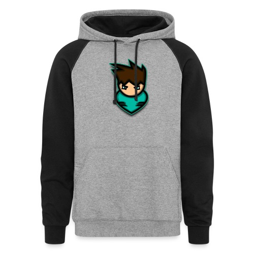 warrior - Colorblock Hoodie