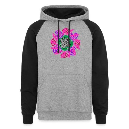 Theirhappy design - Colorblock Hoodie