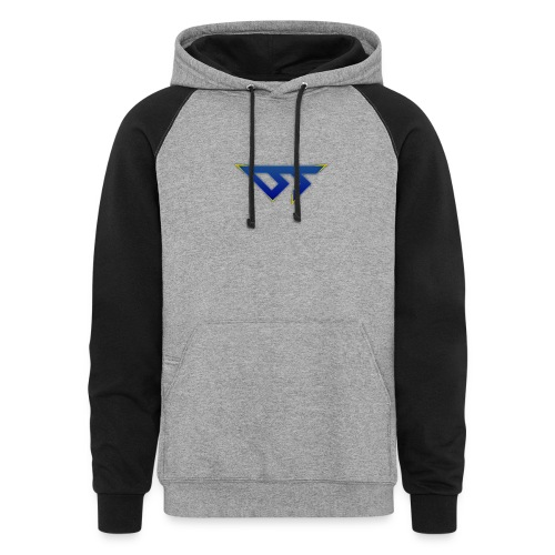 DetermineD T-Shirt - Colorblock Hoodie