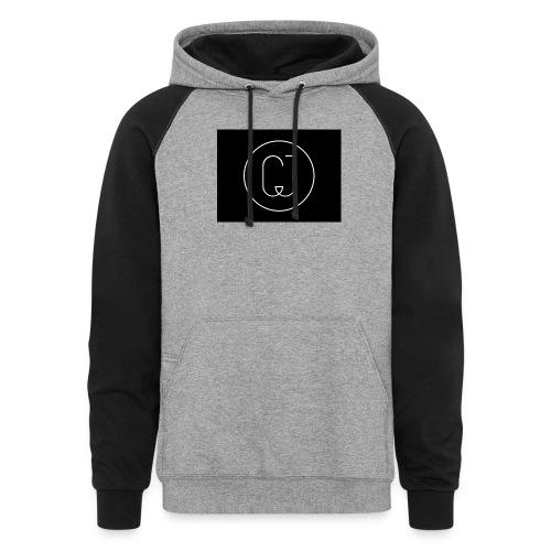 CJ - Colorblock Hoodie