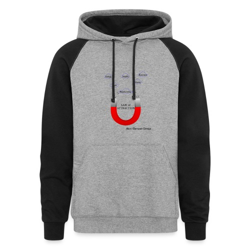 Marc Theriault Design - Colorblock Hoodie