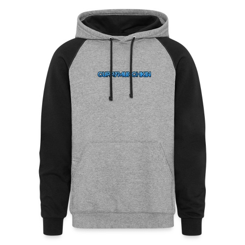 CurryMerch - Unisex Colorblock Hoodie