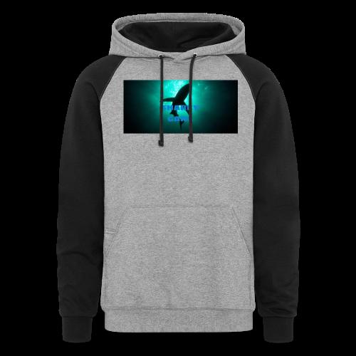 Sharky gang hoodies - Colorblock Hoodie