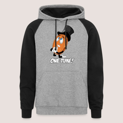 THE ONE TIME PENNY - Colorblock Hoodie