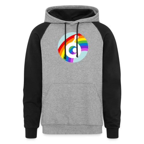 rainbow OST - Colorblock Hoodie