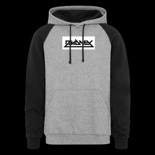 D-money merchandise - Colorblock Hoodie