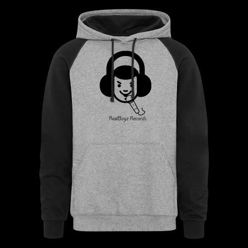 RealBoyz Records - Colorblock Hoodie