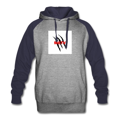 MGTV merch - Colorblock Hoodie