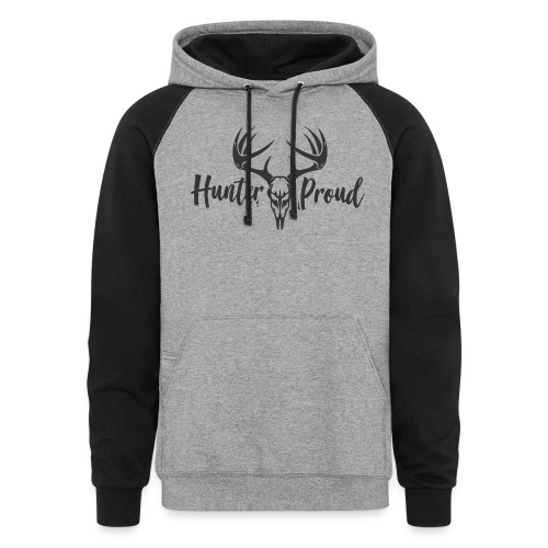 Hunter Proud - Colorblock Hoodie