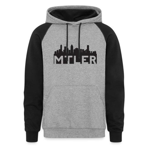 MTLER - Colorblock Hoodie
