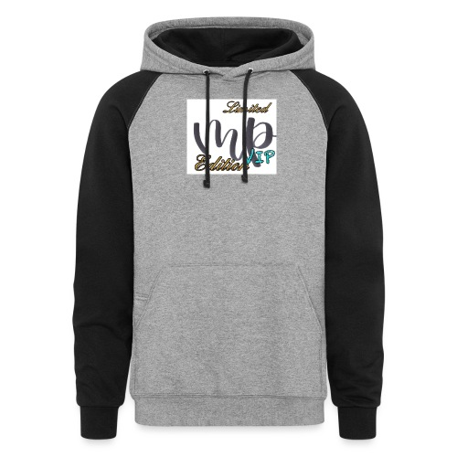 VIP Limited Edition Merch - Colorblock Hoodie