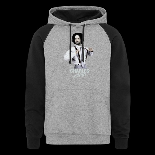CHARLEY IN CHARGE - Unisex Colorblock Hoodie