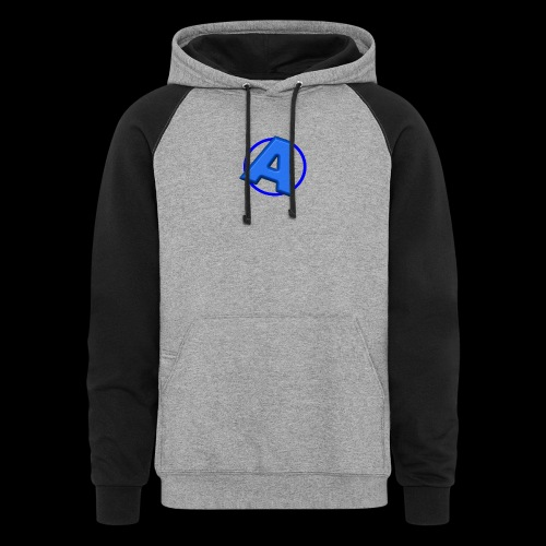 Awesomegamer Logo - Colorblock Hoodie