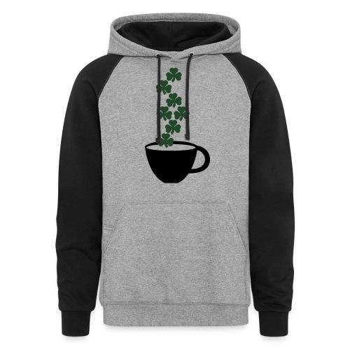 irishcoffee - Unisex Colorblock Hoodie