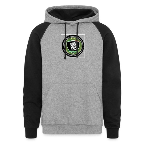 Its for a fundraiser - Colorblock Hoodie