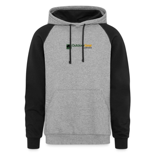Outdoor Gear Australia - Colorblock Hoodie