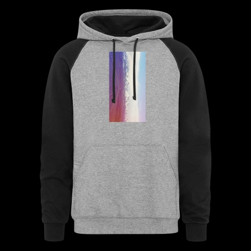 Next STEP - Colorblock Hoodie