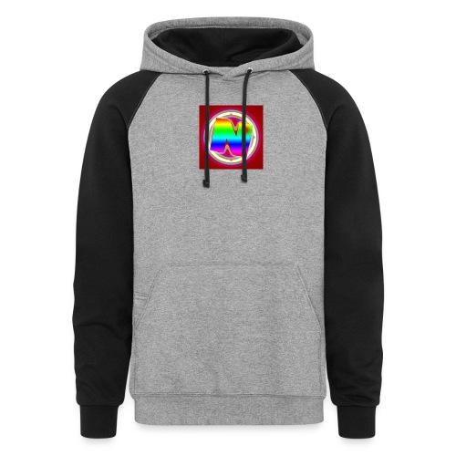 Nurvc - Unisex Colorblock Hoodie