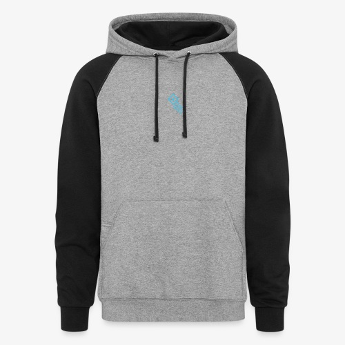 Black Luckycharms offical shop - Colorblock Hoodie