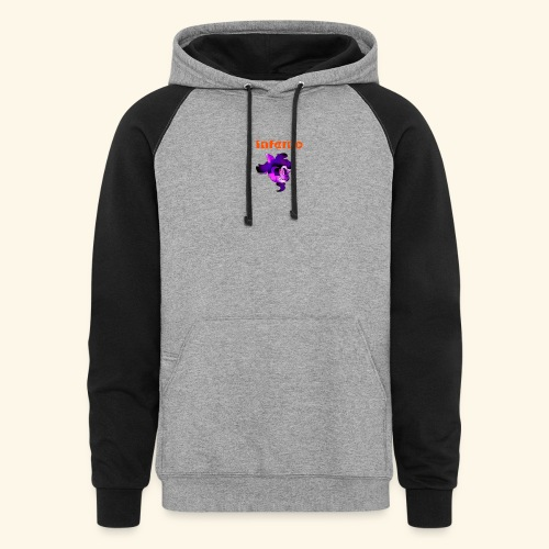 Simple design - Colorblock Hoodie