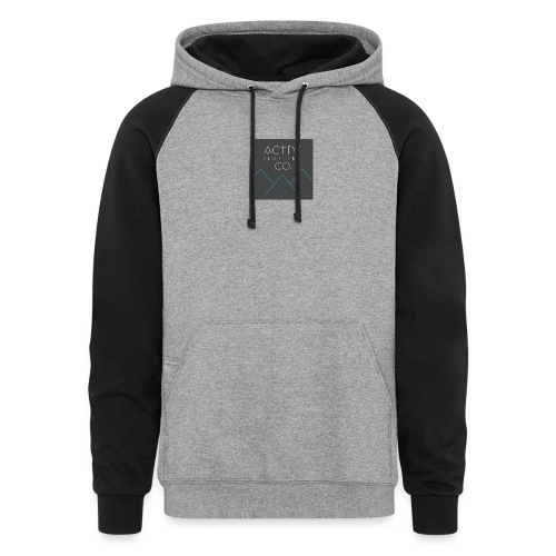 Activ Clothing - Colorblock Hoodie