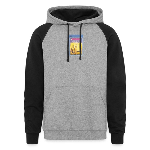 Gay Angel - Colorblock Hoodie