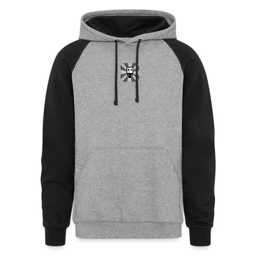 Official HyperShadowGamer Shirts - Colorblock Hoodie