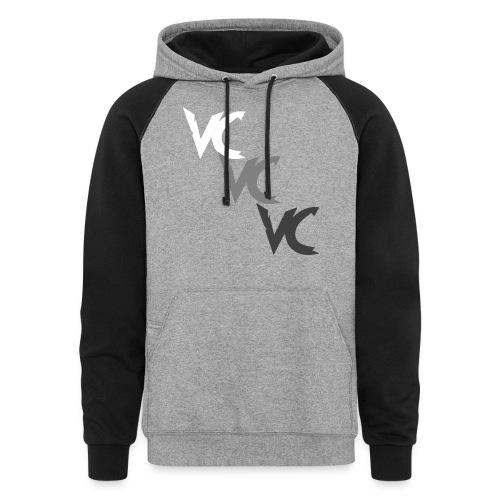 V3L0C1TY Logo Mugs & Drinkware - Colorblock Hoodie